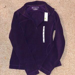 NWT purple sweater